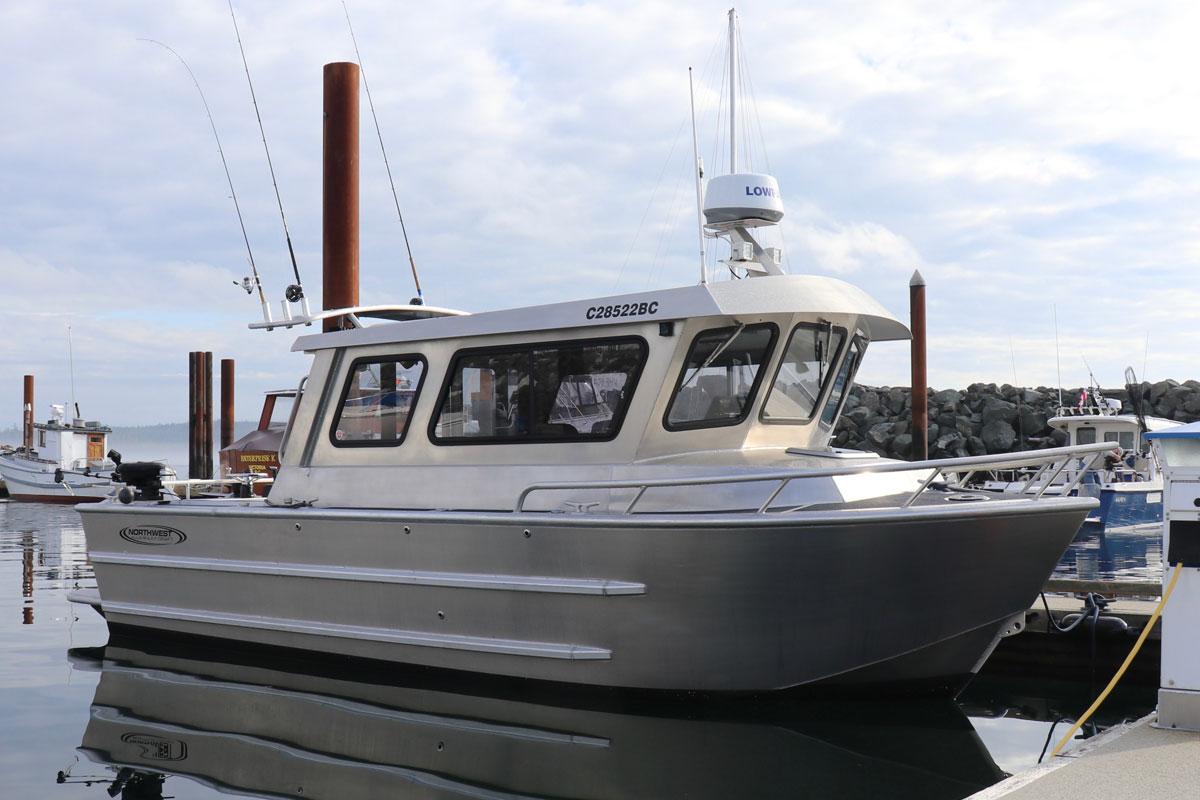 Northwest Aluminumcraft at Marina